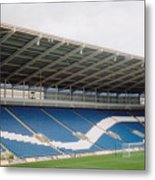 Cardiff - City Stadium - North Stand 1 - July 2010 Metal Print