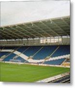 Cardiff - City Stadium - South Stand 1 - July 2010 Metal Print