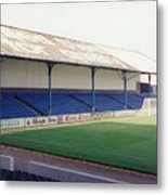 Cardiff - Ninian Park - North Stand 2 - August 1993 Metal Print
