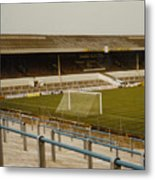 Cardiff - Ninian Park - West Stand 2 - 1969 Metal Print