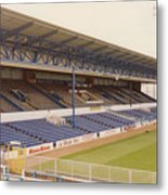 Cardiff - Ninian Park - West Stand 4 - October 1993 Metal Print