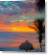 Caribbean Dreams Metal Print