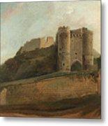 Carisbrooke Castle Metal Print