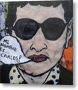 Carlos The Jackal Metal Print