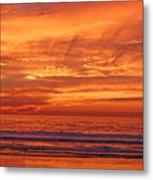 Carlsbad Beach Metal Print
