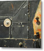 Carlton 10 - Firedoor Detail Metal Print