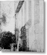 Carmel Mission Cemetery Metal Print