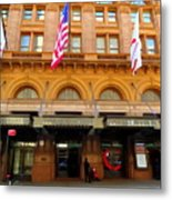 Carnegie Hall Metal Print