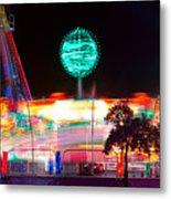 Carnival Excitement Metal Print by James BO  Insogna