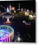 Carnival From The Sky Metal Print