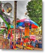 Carnival Life 2 Metal Print