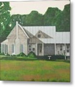 Carolina Home Metal Print