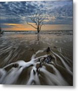 Carolina Lowcountry Metal Print