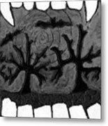 Carols Vampire Metal Print