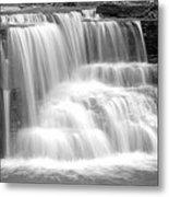 Caron Falls Metal Print
