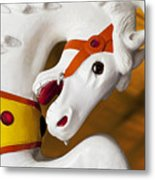 Carousel Horse 1 Metal Print