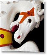 Carousel Horse 2 Metal Print