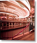 Carousel Lights #2 Metal Print
