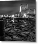 Carrickfergus Castle 7 Metal Print