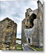 Carrigafoyle Castle - Ireland Metal Print