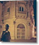Cartagena Watchman Metal Print