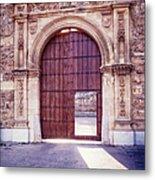 Carthusian Monastery Granada Metal Print
