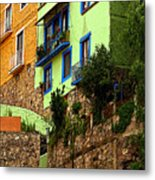 Casa Lima On The Hill Metal Print