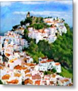 Casares From Laura's View Metal Print