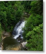 Cascadilla Waterfalls Cornell University Ithaca New York 02 Metal Print