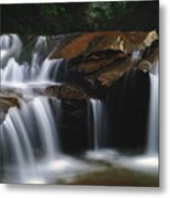 Cascading Dilution  Metal Print