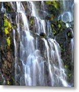 Cascading Springs Snake River Canyon Metal Print