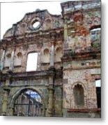 Casco Viejo Panama 20 Metal Print