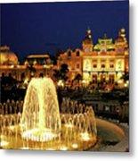 Casino De Monte Carlo-circa 2005 Metal Print
