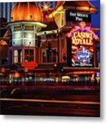 Casino Royale Metal Print