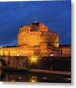 Castel Sant Angelo Metal Print