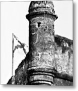Castillo Lookout Metal Print