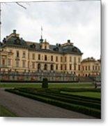 Castle Drottningholm  Metal Print