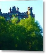 Castle In The Sky     Going Home Metal Print