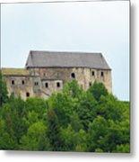 Castle Neuhaus Metal Print