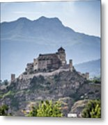 Castle Tourbillon  Metal Print