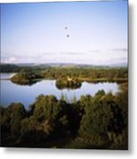 Castleisland Lough Key Forest Park Metal Print