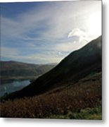 Cat Bells In Cumbria Uk Metal Print