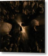 Catacombs - Paria France 3 Metal Print
