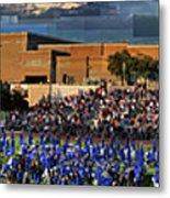 Catalina Foothills High School Graduation 2016 Metal Print