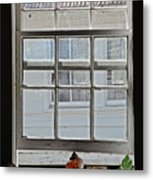 Catching The Sea Breeze Metal Print