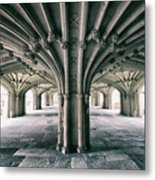 Cathedral Arches Metal Print