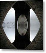 Cathedral Bridge Metal Print