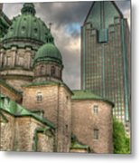 Cathedral Metal Print by Elisabeth Van Eyken
