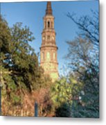 Cathedral Of St. John The Baptist Metal Print