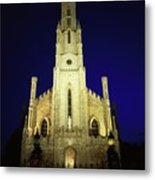 Cathedral Of The Assumption, Carlow, Co Metal Print